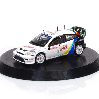 FORD Focus WRC # 7 - M. Martin/ M. Park - Rallye Monte Carlo (2004)