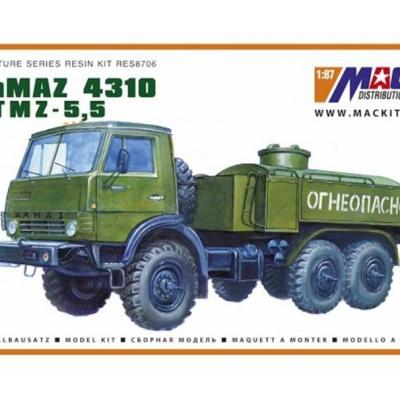 KamAZ 4310 ATMZ 5,5