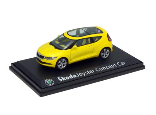 ŠKODA Joyster Concept Car