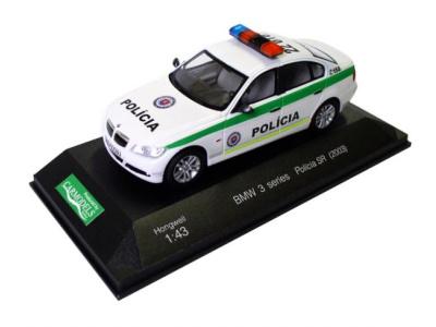Cararama / Hongwell | M 1:43 | BMW 3 - Polícia SR ( 2003 )