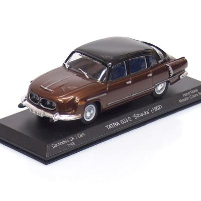 "Tatra T603-2 ""Šilhavka"" (1962-1968)"