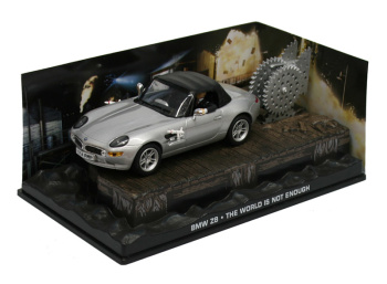 "BMW Z8 - James Bond Series ""The World Is Not Enough"""