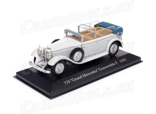 MERCEDES-BENZ 770 (W07) Grand Mercedes Cabriolet F (1932)