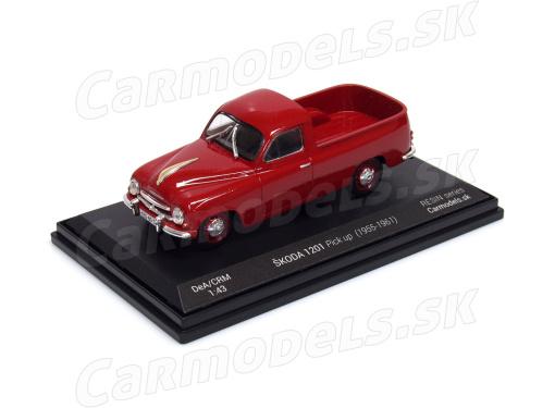 ŠKODA 1201 - Pick Up (1955 - 1961)