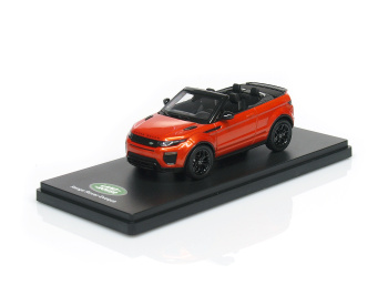 LAND ROVER Range Rover Evoque - Convertible / phoenix orange / ( 2011 )