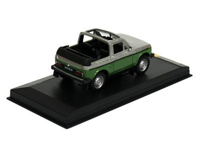 "Carmodels SK / DeA | M 1:43 | VAZ 2121 Lada Niva 4x4 ""Poch Plain Soleil"" (1987)"