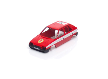 KAROSÉRIA Favorit - Hasiči, Veliteľský automobil ČSFR (1992)