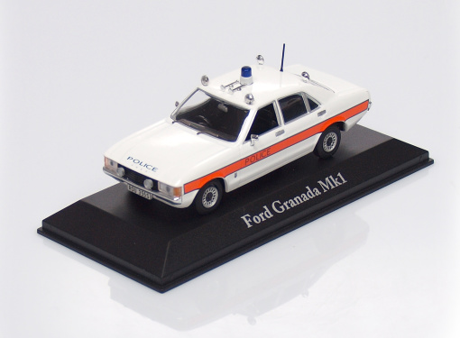 FORD Granada MkI - Avon  and Somerset Police (UK)