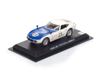 SHELBY TOYOTA 2000 GT