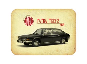 MAGNETKA Tatra T613-2 (1980)