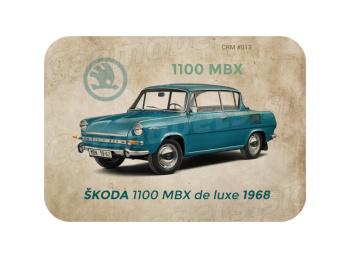 MAGNETKA Škoda 1100 MBX (1968)