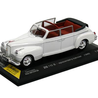 ZIS 110 B - Reprezentačný kabriolet (RUS) (1949)