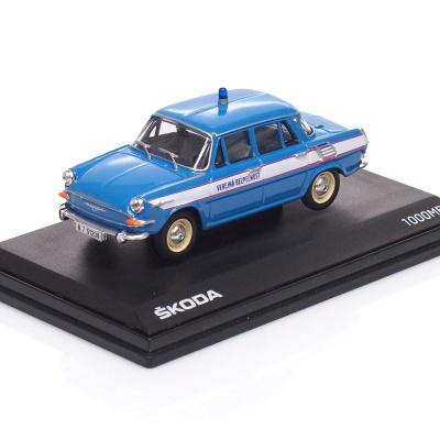 ŠKODA 1000 MB - Verejná bezpečnosť (1969)