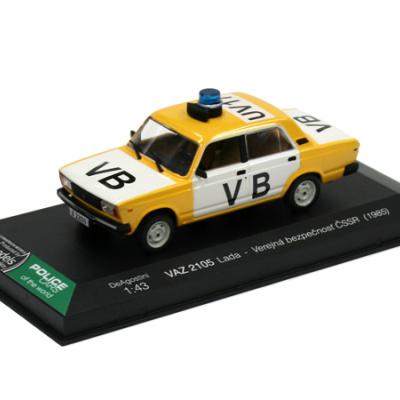 VAZ 2105 Lada - Verejná bezpečnosť ČSSR (1985)