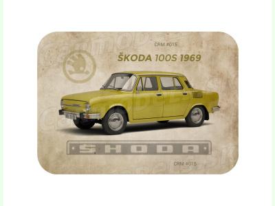 Carmodels SK |  | MAGNETKA Škoda 100S (1969)
