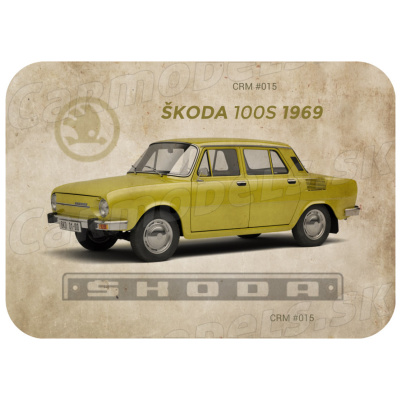 MAGNETKA Škoda 100S (1969)