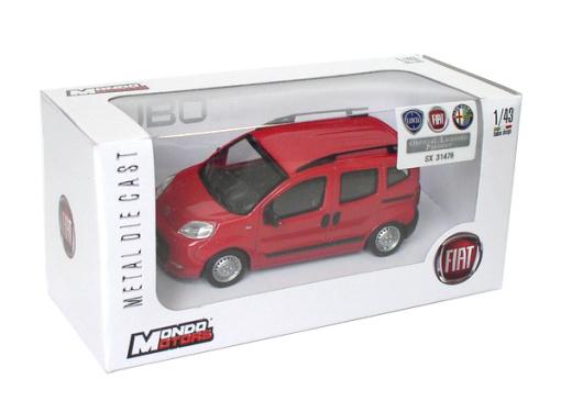 FIAT Fiorino Qubo (2008)
