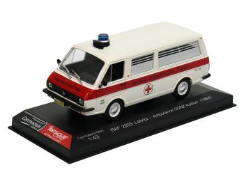 RAF 2203 Latvija - Ambulancia OÚNZ Košice (1984)