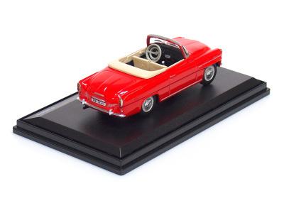 Abrex CZ | M 1:43 | ŠKODA Felicia Roadster (1963)