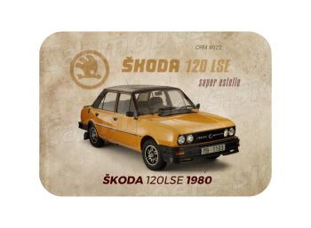 MAGNETKA Škoda 120LSE Super Estelle (1980)