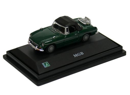 MGB Mk I. Convertible (1962 - 1980)