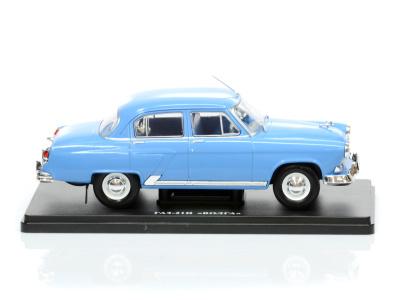Hachette   M 1:24   GAZ 21 Volga (1958 )