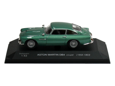 DeAgostini | M 1:43 | ASTON MARTIN DB4 Coupé (1958-1963)