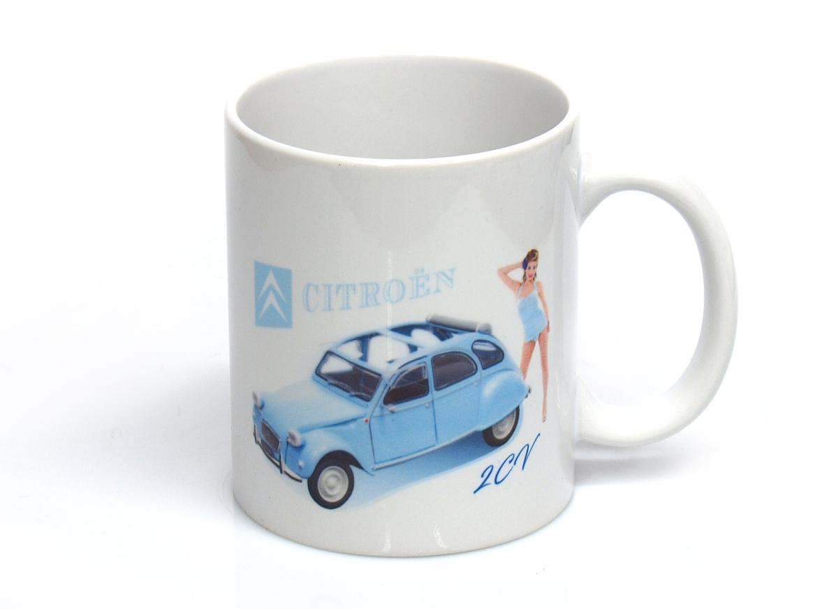 Carmodels SK |  | Hrnček Citroën 2CV