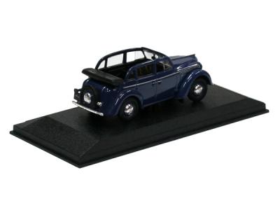 DeAgostini | M 1:43 | MOSKVIČ 400-420 Cabrio (1947)