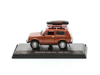 Carmodels SK / DeA | M 1:43 | VAZ 21213 Lada Niva ( 1993 )