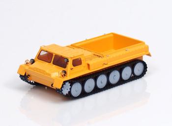 GT-SM (GAZ-71 ) Pásový transportér (1968-1985 )