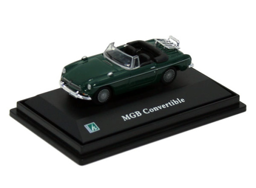 MGB  Mk I. Convertible (1962)