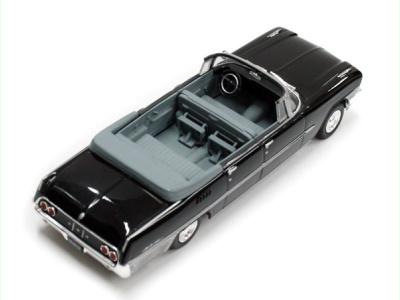 Carmodels SK / DeA | M 1:43 | ZIL 111D - Prehliadkový kabriolet CCCP  (1960)