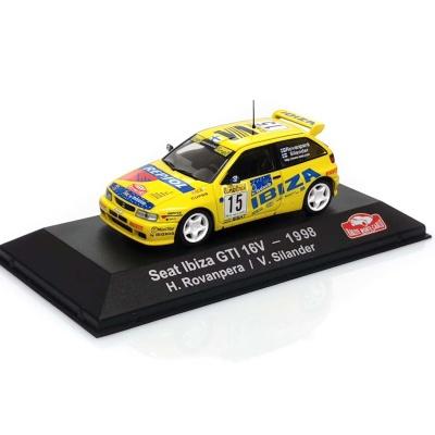 SEAT Ibiza GTI 16V # 15 H.Rovanpera / V.Silander RMC (1998)