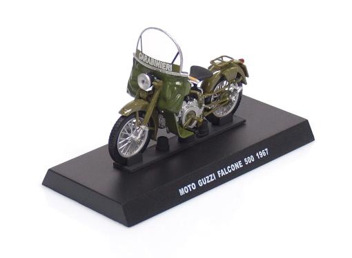 MOTO GUZZI Falcone 500 - Carabinieri (I) (1967)