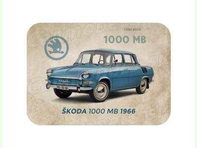 Carmodels SK |  | MAGNETKA Škoda 1000 MB (1966)