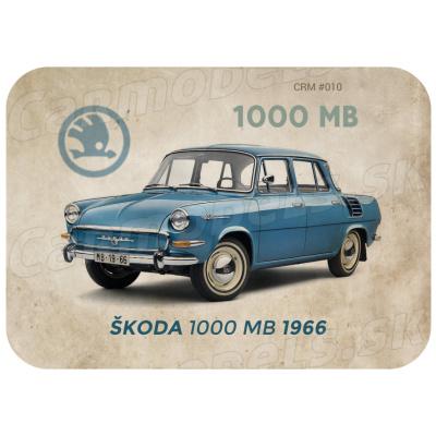 MAGNETKA Škoda 1000 MB (1966)