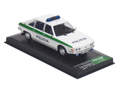 Carmodels SK / DeA | M 1:43 | TATRA T-613-3 - Polícia ČSFR (1990)