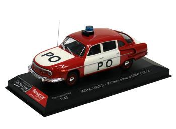 TATRA 603/3 - Požiarna ochrana ČSSR (1975)