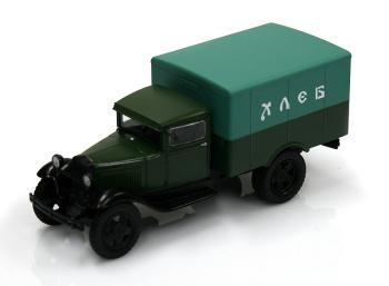 GAZ - AA Furgon (1932)