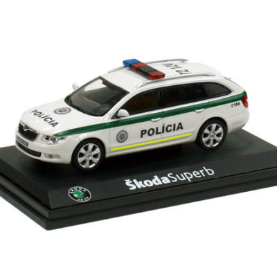 ŠKODA Superb II. Combi - Polícia SR (2010)