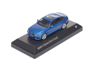 Kyosho | M 1:43 | BMW 4 series (F36) Gran Coupé (2014)