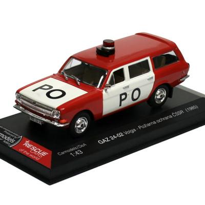 GAZ 24-02 Volga - Požiarna ochrana ČSSR (1985)