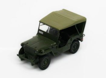 JEEP Willys MB (1941-1945)