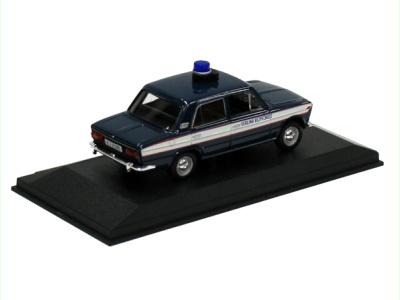 Carmodels SK   M 1:43   VAZ 2103 Lada - Verejná bezpečnosť (1973)