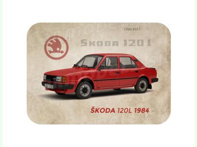 Carmodels SK |  | MAGNETKA Škoda 120L (1984)