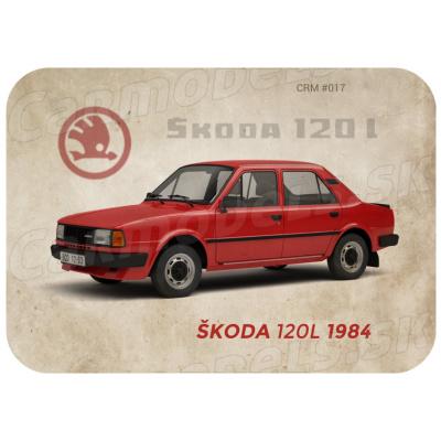 MAGNETKA Škoda 120L (1984)