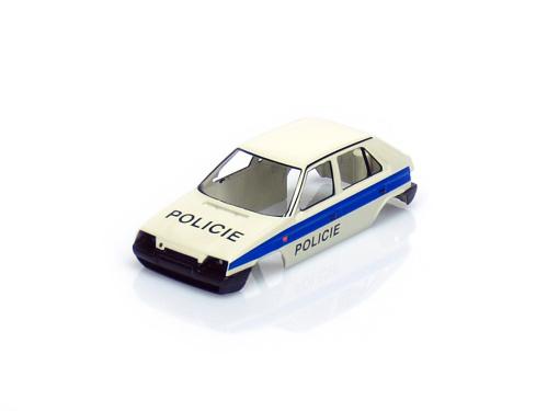 KAROSÉRIA Favorit - Federálna Železničná Polícia Praha ČSFR (1991)