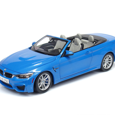 BMW M4 (F83) Convertible (2015)