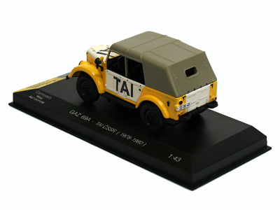 Carmodels SK | M 1:43 | GAZ 69A - TAI ČSSR (1978-1980)